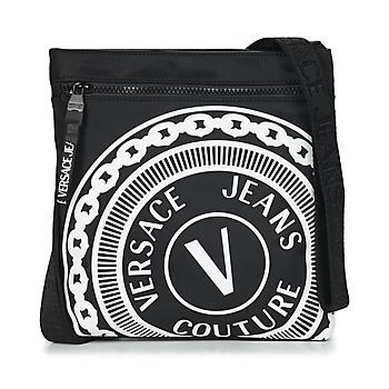 Väskor Herr Portföljer Versace Jeans Couture SOLEDA Svart / Vit