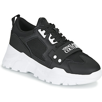 Skor Herr Sneakers Versace Jeans Couture THANNA Svart