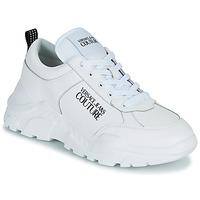 Skor Herr Sneakers Versace Jeans Couture MINOTA Vit