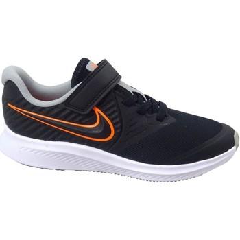 Skor Barn Fitnesskor Nike Star Runner 2 Svarta