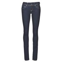 textil Dam Stuprörsjeans Pepe jeans NEW BROOKE Blå / M15