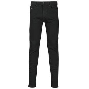 textil Herr Skinny Jeans Diesel D-AMNY-SP4 Svart