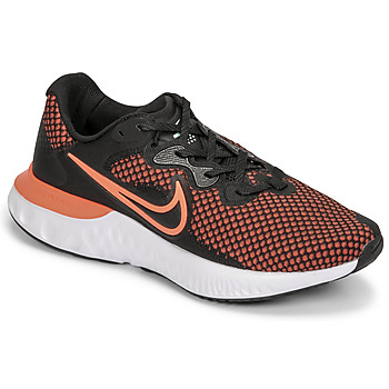 Skor Herr Löparskor Nike RENEW RUN 2 Svart / Röd