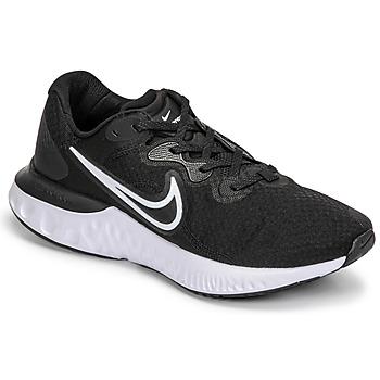 Skor Herr Löparskor Nike RENEW RUN 2 Svart / Vit