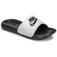 Skor Herr Flipflops Nike VICTORI BENASSI Svart / Vit
