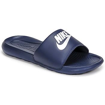 Skor Herr Flipflops Nike VICTORI BENASSI Blå