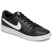 Skor Herr Sneakers Nike COURT ROYALE 2 LOW Svart / Vit
