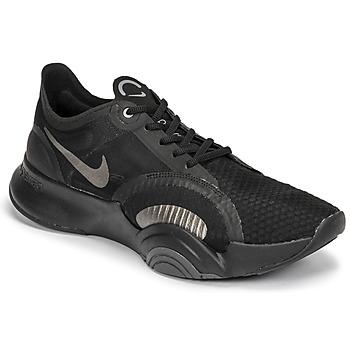 Skor Herr Träningsskor Nike SUPERREP GO Svart