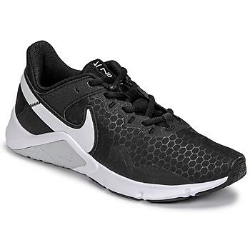 Skor Dam Träningsskor Nike LEGEND ESSENTIAL 2 Svart / Vit