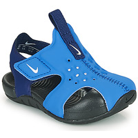 Skor Pojkar Flipflops Nike SUNRAY PROTECT 2 TD Blå