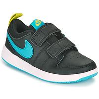 Skor Pojkar Sneakers Nike PICO 5 PS Svart / Blå