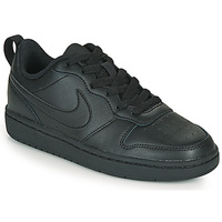 Skor Barn Sneakers Nike COURT BOROUGH LOW 2 GS Svart