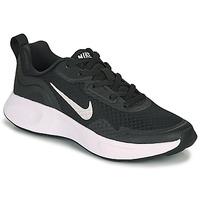 Skor Barn Träningsskor Nike WEARALLDAY GS Svart / Vit