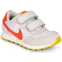 Skor Flickor Sneakers Nike MD VALIANT PS Beige / Röd