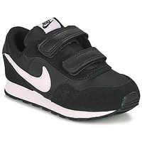 Skor Barn Sneakers Nike MD VALIANT TD Svart / Vit