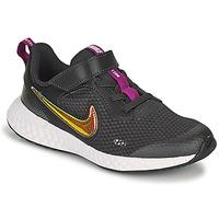 Skor Flickor Sneakers Nike REVOLUTION 5 SE PS Svart