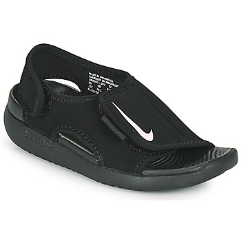 Skor Barn Flipflops Nike SUNRAY ADJUST 5 V2 PS Svart