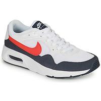 Skor Herr Sneakers Nike NIKE AIR MAX SC Vit / Röd / Blå