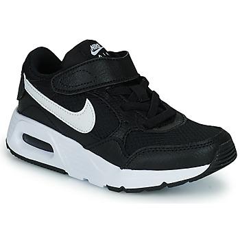 Skor Barn Sneakers Nike NIKE AIR MAX SC (PSV) Svart / Vit
