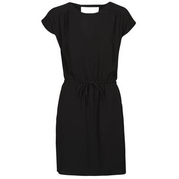 textil Dam Korta klänningar Vero Moda VMSASHA Svart