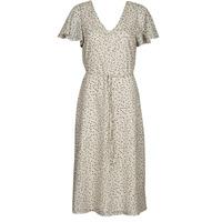 textil Dam Korta klänningar Vero Moda VMJOT Beige