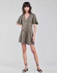 textil Dam Uniform Vero Moda VMVIVIANA Kaki