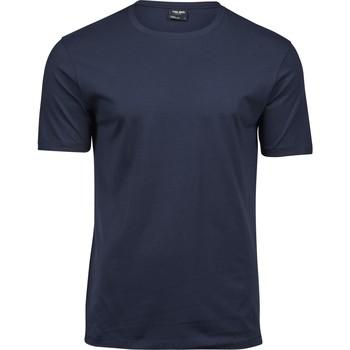 textil Herr T-shirts Tee Jays T5000 Marinblått