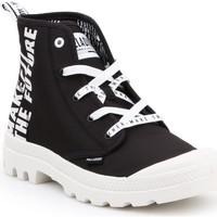 Skor Höga sneakers Palladium Manufacture Pampa HI Future 76885-002-M white, black