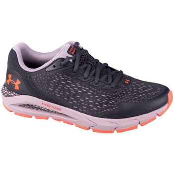 Skor Barn Sneakers Under Armour GS Hovr Sonic 3 Lila, Grafit