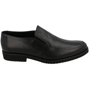 Skor Herr Loafers She - He  Negro