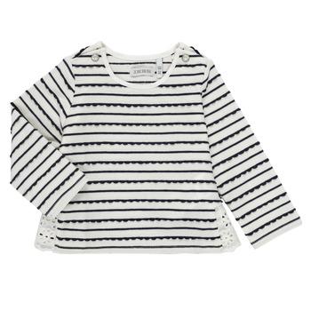 textil Flickor Långärmade T-shirts Ikks XS10040-19 Flerfärgad