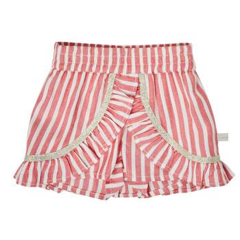 textil Flickor Shorts / Bermudas Ikks XS26000-35 Röd