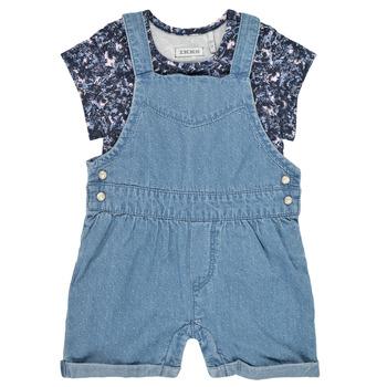 textil Flickor Uniform Ikks XS37010-84 Blå