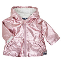 textil Flickor Parkas Ikks XS42010-31 Rosa