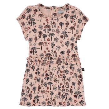 textil Flickor Korta klänningar Ikks XS30080-32 Flerfärgad