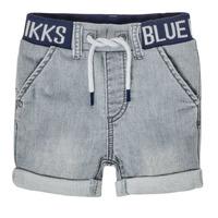 textil Pojkar Shorts / Bermudas Ikks XS25011-94 Grå