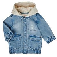 textil Pojkar Vindjackor Ikks XS40021-84 Blå