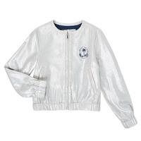 textil Flickor Jackor & Kavajer Ikks XS17042-18-J Silverfärgad