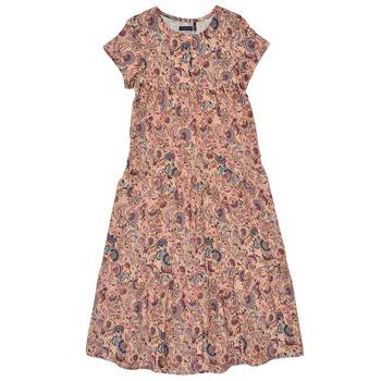 textil Flickor Långklänningar Ikks XS30042-32-J Flerfärgad