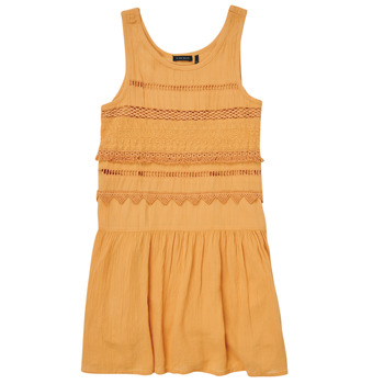 textil Flickor Korta klänningar Ikks XS31012-74-J Orange