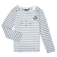 textil Flickor Långärmade T-shirts Ikks XS10052-19-J Flerfärgad