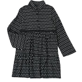 textil Flickor Korta klänningar Ikks XS30002-02-C Svart