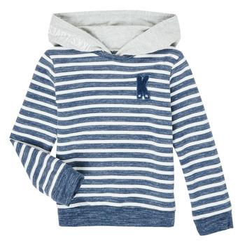 textil Pojkar Sweatshirts Ikks XS15023-48-C Flerfärgad