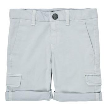 textil Pojkar Shorts / Bermudas Ikks XS25023-40-C Blå