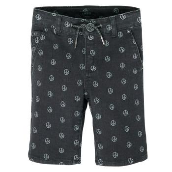 textil Pojkar Shorts / Bermudas Ikks XS25063-02-C Svart