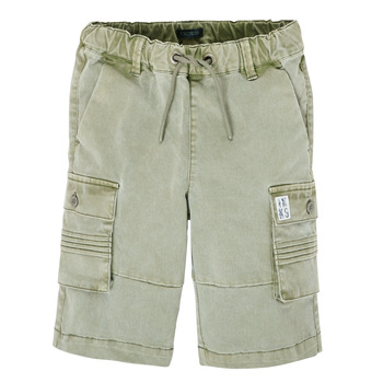textil Pojkar Shorts / Bermudas Ikks XS25153-57-C Kaki