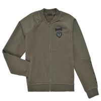 textil Pojkar Sweatshirts Ikks XS17043-57-C Kaki