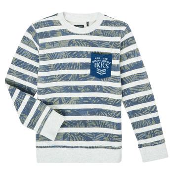 textil Pojkar Sweatshirts Ikks XS15053-22-C Flerfärgad