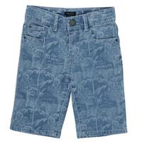 textil Pojkar Shorts / Bermudas Ikks XS25253-82-C Blå