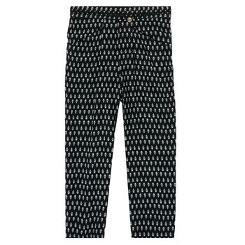 textil Flickor Baggybyxor Ikks XS22002-02-J Svart